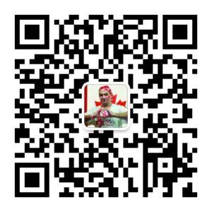 WeChat QR code.